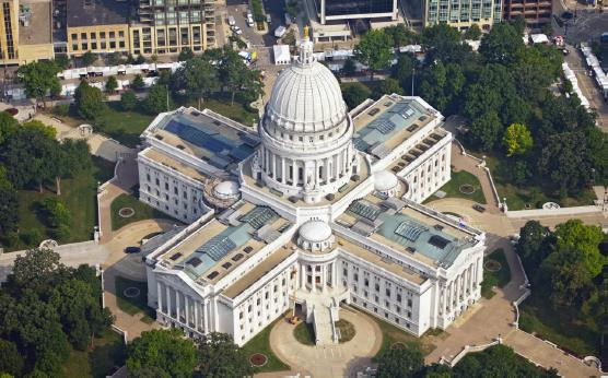 Wisconsin State Capitol Wi-Fi