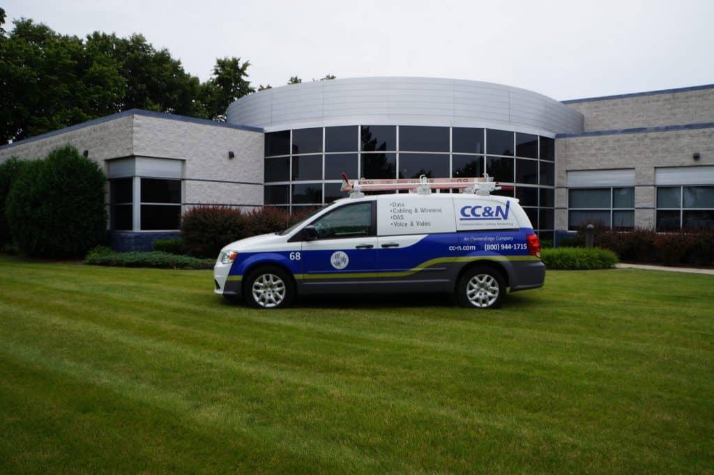 CC&N Van