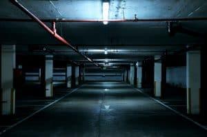Parking Structure CC&N